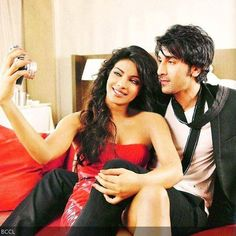 Ranbir Kapoor and Priyanka Chopra: Priyanka's name once again was paired with Bollywood heartthrob Ranbir Kapoor, before the release of their film Barfi! and Anjaana Anjaani. But, it was a fake.