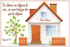 Illustration about Small house with nice green court yard and fence, illustration. Illustration of green, tree, fence - 13039636 Padre Celestial, Layout, Green Trees, Vector Design, Modern Design, Home And Garden, Outdoor Structures, Nice, Outdoor Decor
