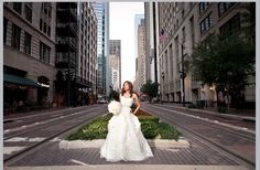 City Pretty Houston Metro Bridal Shoot by Sarah Ainsworth Photography