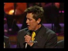 """""""I Then Shall Live"""" - Gaither vocal Band & Ernie Haase. Wonderful creed to live by. Gaither Gospel, Gaither Vocal Band, Christian Videos, Christian Songs, Gaither Homecoming, Uplifting Songs, Meaningful Lyrics, Southern Gospel Music, Then Sings My Soul"""