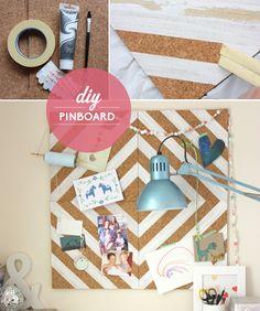 diy pinboard
