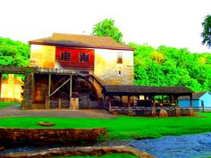 Travel Back In Time With These 15 Unique Attractions At Spring Mill State Park In Indiana