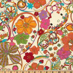 Liberty of London Tana Lawn - Hello Kitty Fabric!