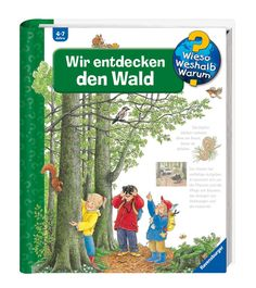 Wir entdecken den Wald - Kinderbuch