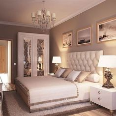 Recreate Modern Cozy Living Room Decor Ideas These trendy Home Decor ideas would gain you amazing compliments. Check out our gallery for more ideas these are trendy this year. Simple Bedroom Design, Luxury Bedroom Design, Bedroom Bed Design, Home Decor Bedroom, Modern Bedroom, Bedroom Ideas, Master Bedrooms, Interior Design, Living Room Decor Cozy