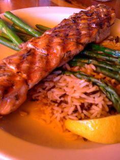 15 healthy ways to improve your shape... {w/ teriyaki salmon recipe}