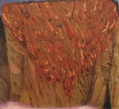 pilly, 2012, oil on linen, clare grill
