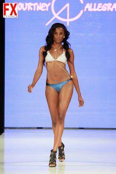 Art Hearts Fashion, day 3 runway, LA Fashion Week FW '15 Collections; designer Courtney Allegra