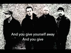 U2-With Or Without You(with Lyrics).wmv  Another classic 4 chord song.