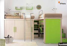 Letti Alti Per Bambini : Fantastiche immagini su letti alti bedroom ideas future house