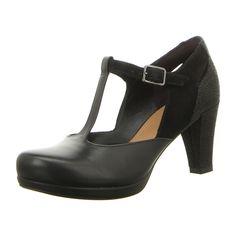 NEU: Clarks Pumps Business-Schuhe ChorusGia - 261198204 - black -