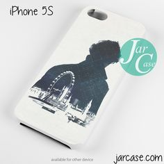 Sherlock Cool Phone case for iPhone 4/4s/5/5c/5s/6/6 plus