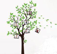 Bigbvg Easy Instant Home Decor Wall Sticker Decal - Tree of Photo by simde, http://www.amazon.com/dp/B008HJPBNC/ref=cm_sw_r_pi_dp_IGebqb17M1TR6