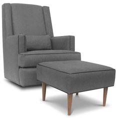 Jennifer Delonge Furniture Daddy Glider
