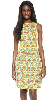 M Missoni Hexagon Dress