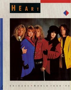 Heart Tour Program https://www.facebook.com/FromTheWaybackMachine