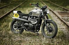 Scrambler - Chromex bestellen - Triumph München by Rock´n´Ride