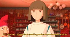 Spirited Away Quotes Spirited Away Zeniba Quote  Google Search  Quotes Funny Stuff .