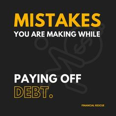 1. No emergency fund. 2. Not saving while you spend. 3. Not using a debt payoff method. 4. Keeping high-interest rates. 5. No budgeting. 6. Budgeting but irregularly. 7. Not putting extra money towards debt. 8. 0% interest makes you think you're not in debt. Financial Tips, Financial Literacy, Interest Rates, Debt Payoff, Extra Money, Budgeting, Finance, Budget Organization, Economics