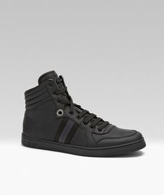 Loving these @Gucci Viaggio Men's High-Top Sneakers for my trip to Guangzhou #gucciviaggio