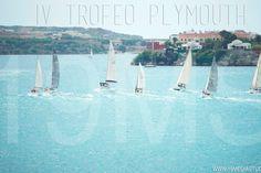 Fotografía deportiva. Regata Trofeo Plymouth-Latitud40 #latitud40 #puertomahon #mao #regata
