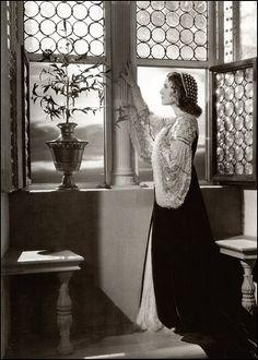 "Norma Shearer - ""Romeo and Juliet"" (1936) - Costume designer : Adrian"