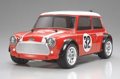 1/10 mini cooper m-05 racing chassis kit