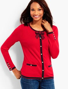 8d9bebbc817779 Tipping  amp  Bow Charming Cardigan