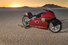 Lee Munro's Indian Scout