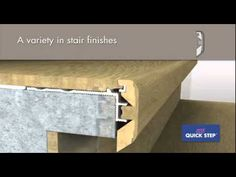 How to install wood laminate flooring on stairs.