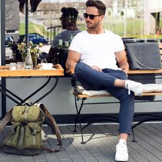 """☀️☕️ enjoying the beautiful weather! Hope you had a nice weekend! @kaptenandson released their first sunglasses! Check it out, really nice pieces …"""