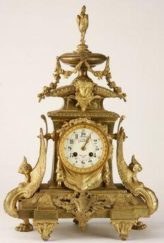 French Clock 19th century