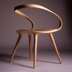 This Insane Bent Plywood Chair is Inspired by Modern Bicycle Design - SolidSmack Classic Furniture, Cheap Furniture, Unique Furniture, Industrial Furniture, Wood Furniture, Furniture Design, Furniture Buyers, Furniture Websites, Furniture Stores