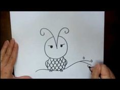 How to Draw an Owl Easy Drawing Lesson for Beginners
