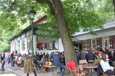 Rosa Bonheur - Top Lesbian Bars - Parc des Buttes Chaumont 2 avenue de la Cascade 19e Paris