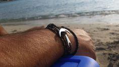 #Mens_Bracelets #fashion #summertime #elafonisos #man #beachwear #style #greece
