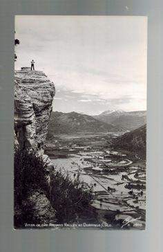1900s Vista of The Animas Valley Durango Colorado Real Picture Postcard | eBay