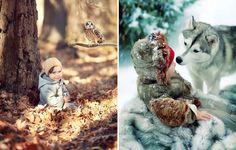 La complicité extraordinaire entre ces enfants et ces animaux va vous réchauffer le coeur   Daily Geek Show