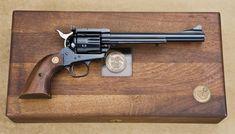 "Colt New Frontier SAA revolver .45 LC Cal. 7-1/2"" barrel, blue finish"
