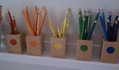 Metal Inset Pencils