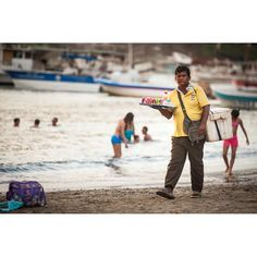 """""""Soft drink vendor, Taganga, Colombia #tonyproudfootphotography #snappedaway #colombia  #street #streetphotography #igers #nikond750 #taganga…"""""""