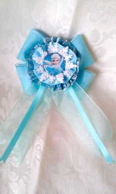 Items similar to Anna, Elsa or Anna & Elsa Hair Bow Attached to an alligator clip, a barrette, a pony tail holder or a headband on Etsy Elsa Hair, Princess Hair Bows, Princess Hairstyles, Elsa Anna, Headbands, Trending Outfits, Unique Jewelry, Handmade Gifts, Etsy