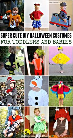diy halloween costumes for toddlers and babies #diy #diycostumes #diyhalloween #halloween #halloweenideas #halloweencostumes #kidscostumes #baby #toddler #parenting #trickortreat #costumes #fancydress