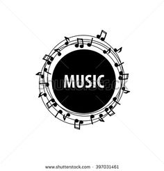 Image result for music logos zebrer