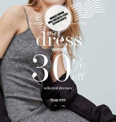 30% OFF Must-Have Dresses. Rock your spring outfits! In #MANGO #FORUMCourtyard store. On Selected dresses. Promotion valid from April 25 to May 01 2016. Applies to dresses from the woman collection, except the dress which appears in the advertising campaign. Discount applicable directly at the cash desk. Call #MANGO #FORUM now @ 03340235013 — looking for clothes at Forum Courtyard.