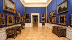 The Wallace Collection - A free national museum displaying superb works of art in an historic London town house. The collection was acquired principally in the 19th century by the 3rd and 4th Marquesses of Hertford and Sir Richard Wallace, the illegitimate son of the 4th Marquess.