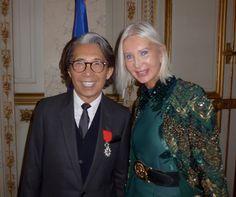 INTERNATIONAL LUXURY CONSULTING: KENZO TAKADA , ANNE De CHAMPIGNEUL ...RUTH OBADIA ...