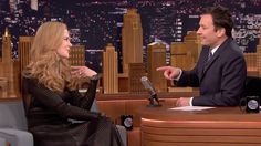 Watch: Nicole Kidman and Jimmy Fallon Could Have Dated? #InStyle
