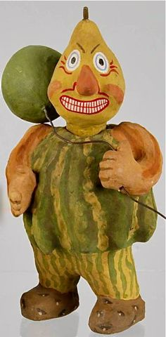 Pearhead, squashbody, potatofeet!