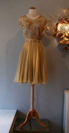 60s Dress // Vintage Dress // Vintage 1960s Frank by xtabayvintage, $78.00